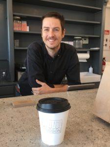 nick, hartland on hudson, hudson ny events, coffee, stationary,