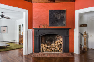 farmhouse, fireplace, catskill, durham, ny, new york, for sale, nicole vidor, real estate, realtor