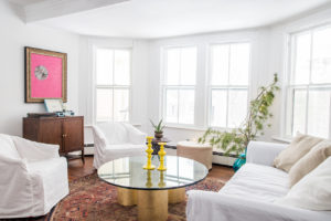 farmhouse, living room, catskill, durham, ny, new york, for sale, nicole vidor, real estate, realtor