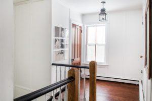farmhouse, hallway, catskill, durham, ny, new york, for sale, nicole vidor, real estate, realtor