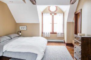 farmhouse, bedroom, catskill, durham, ny, new york, for sale, nicole vidor, real estate, realtor