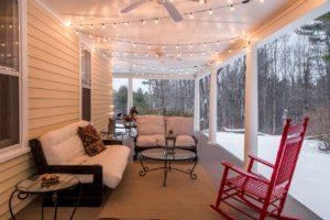 farmhouse, porch, catskill, durham, ny, new york, for sale, nicole vidor, real estate, realtor