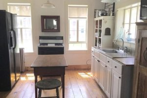 2 bedroom, charming, kitchen, wood floors, large windows, home for sale, house, Nicole Vidor, real estate, realtor,