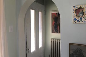 2 bedroom, charming, entry, curved doorway, home for sale, house, Nicole Vidor, real estate, realtor,