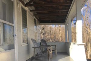 2 bedroom, charming, outside, porch, clapboard, home for sale, house, Nicole Vidor, real estate, realtor,