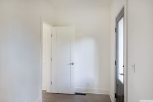 Renovated home, hallway, mudrom, catskill, new york, nicole vidor, real estate, realtor