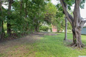 Renovated home, outside, back yard, catskill, new york, nicole vidor, real estate, realtor