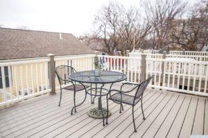 brand new home, exterior, deck, nicole vidor, real estate, realtor