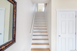 brand new home, stairs, stairway, closet, nicole vidor, real estate, realtor