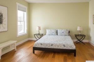 brand new home, bedroom, wood floors, window, nicole vidor, real estate, realtor