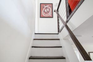 Greek Revival with Carriage House, home for sale, staircase, nicole vidor, real estate, realtor