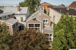 Greek Revival with Carriage House, home for sale, carriage house, roof top views, nicole vidor, real estate, realtor