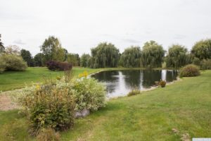country farmhouse, outside, views, pond, mature trees, for rent, nicole vidor, real estate, realtor