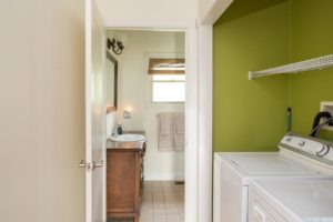 country cottage, interior, bathroom, laundry room, for rent, nicole vidor, realtor, real estate
