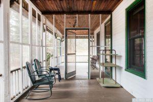 bungalow, wraparound porch, screened in porch, nicole vidor, real estate, realtor