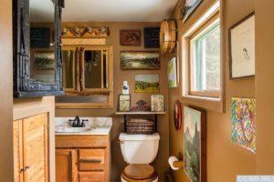 bungalow, bathroom, storage, nicole vidor, real estate, realtor